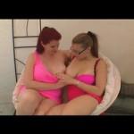 Lesbospiele mit Tante Ute