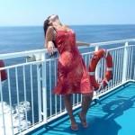Mitten auf dem Luxus-Dampfer gefickt