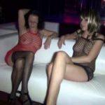 Spermageiler Dreier im Swingerclub